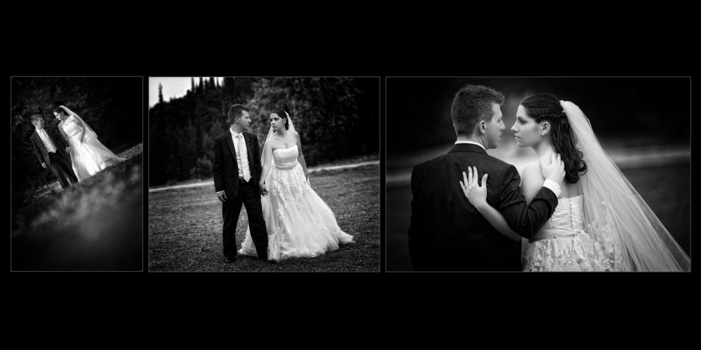 אלבום חתונה על ידי תוכנת פוטושופ