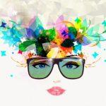 ציור גרפי במחשב משקפיים