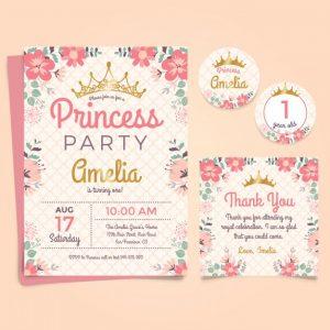 דוגמאות להזמנות ימי הולדת