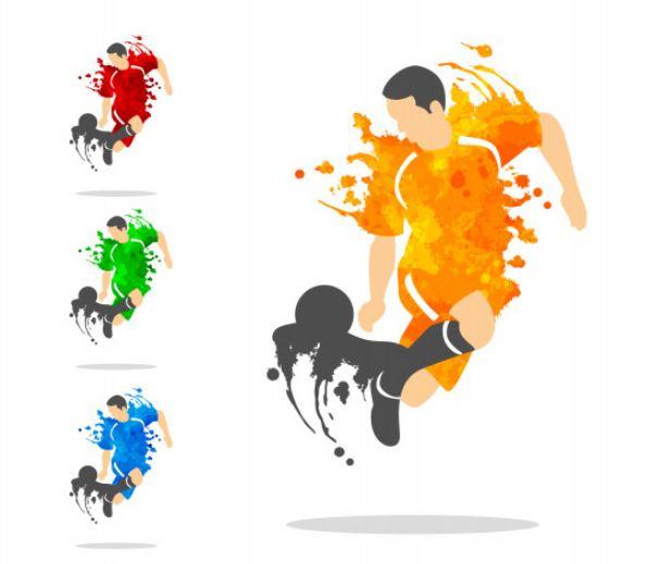 דוגמה לציור בתוכנת אילוסטרייטור ILLUSTRATOR