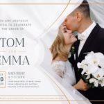דוגמאות להזמנות לחתונה שהולכות להיות ב2020 (1)