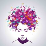 ציור דיגיטלי פרחים