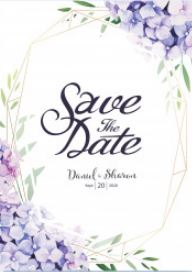 SAVE THE DATE דוגמה דוגמאות סייב דה דייט (3)
