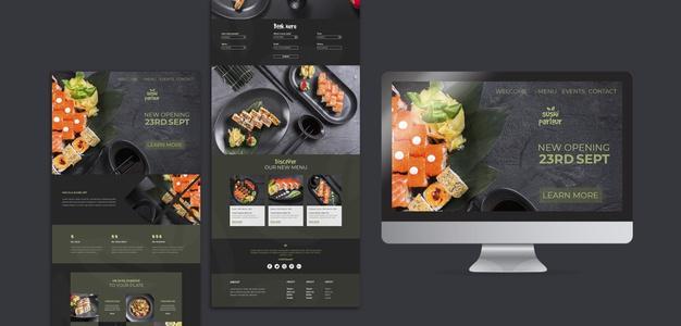 עיצוב גרפי ובניית אתרים לאינטרנט