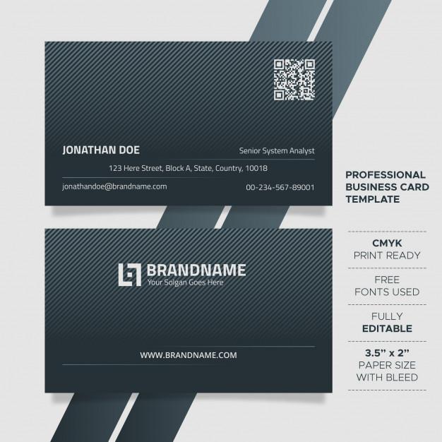 באיזה תוכנה מעצבים כרטיסי ביקור