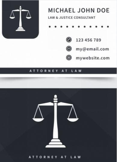 כרטיס ביקור דוגמה