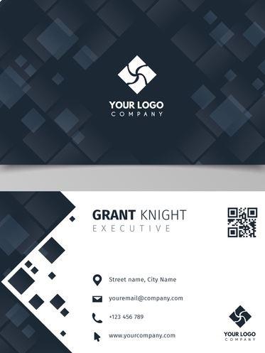 הליך עיצוב כרטיס ביקור