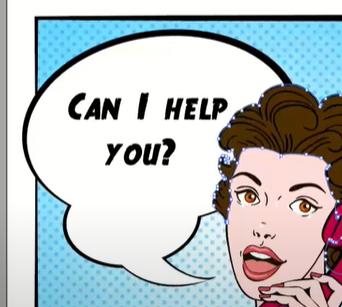 איך יוצרים בועות בציור קומיקס בתוכנת ציור אילוסטרייטור